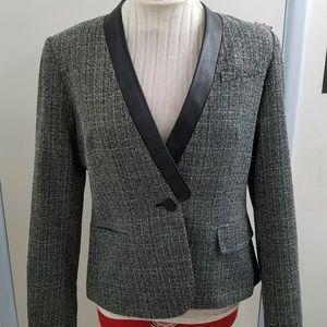 Calvin Klein Jackets & Coats - Calvin Klein gray blazer size 6